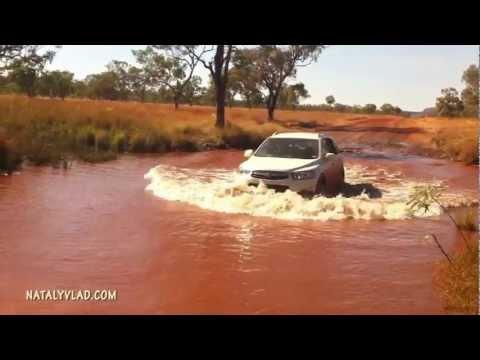 4WD, Gibb River Road, Kimberley Region, Western Australia