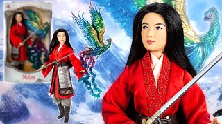 Live Action MULAN Limited Edition doll Review (Unboxing) Adult Collector*