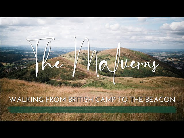Walking the Malvern Hills   Walking from British Camp to Worcestershire Beacon   Peaceful   Relaxing