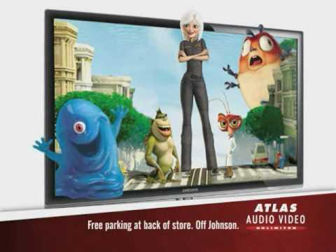 1005 Atlas Audio Video Unlimited - Truckload Sale.wmv
