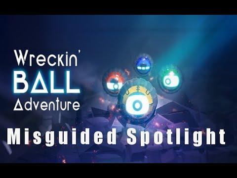 Misguided Spotlight: Wreckin' Ball Adventure |