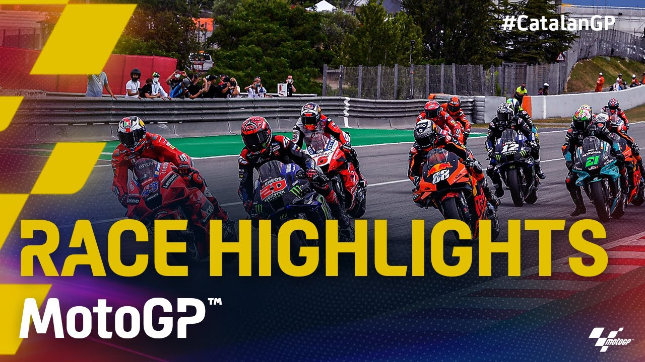 Race Highlights | 2021 #CatalanGP