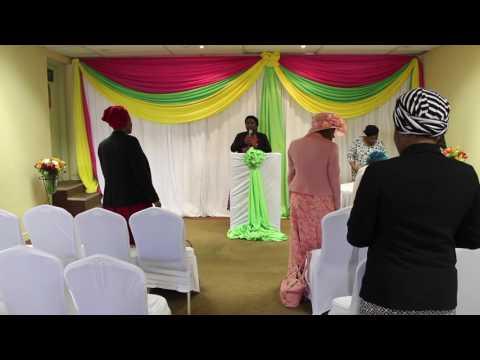 V.W.C Conference Johannesburg 2016 - Speaker: Winifred Angama