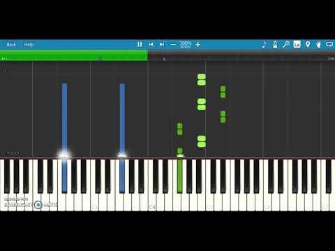 Frozen II First Trailer - [Piano tutorial + Sheet music] thumbnail