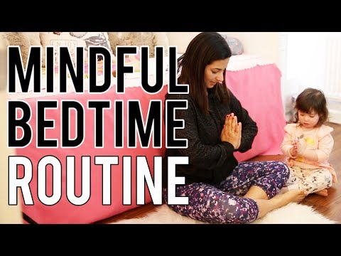 AD 10 STEPS TO A MINDFUL BEDTIME ROUTINE WITH KIDS  Mindful Motherhood  Ysis Lorenna