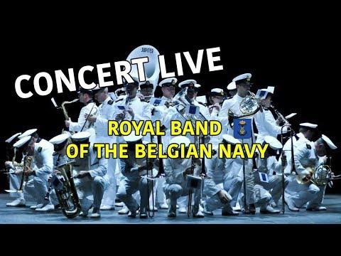 Journée des Blessés : Concert de la Musique Royale de la Marine Belge