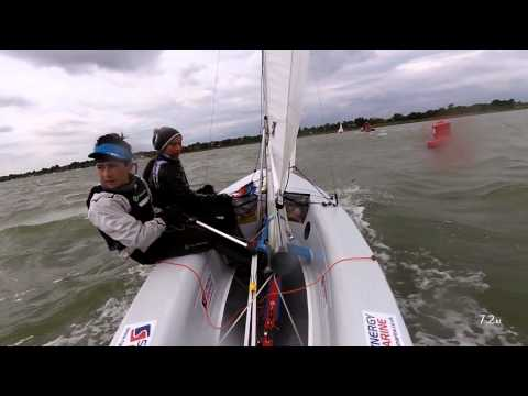 Synergy Cadet onboard footage