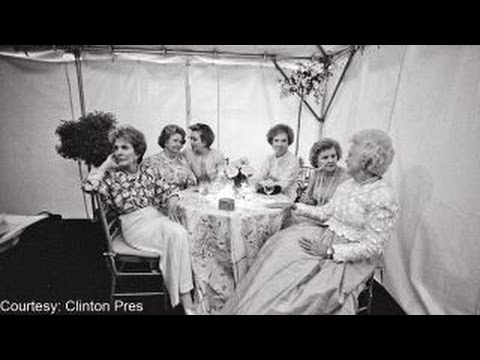 America's first ladies: An inside look at their private lives