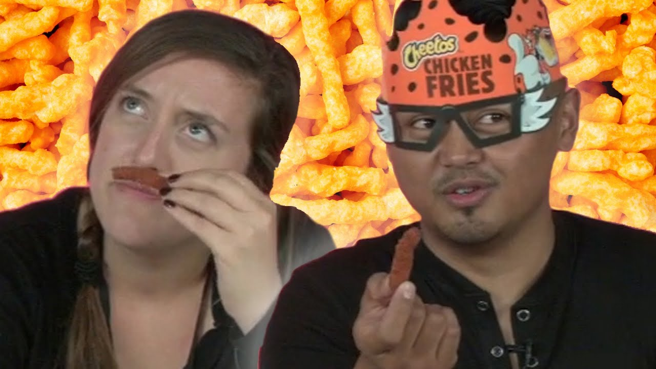 People Try Burger King's New Cheetos Chicken Fries