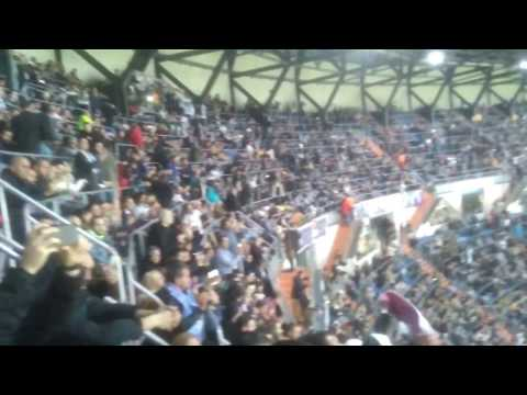 Real Madrid Napoli Champions league hymn. AMAZING!!!