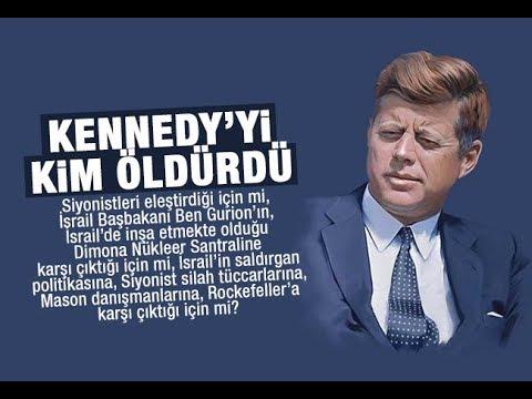 Kennedyyi kim öldürdü