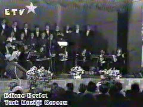 Download Edirne Devlet Türk Müziği Topluluğu Konseri 1998 - Şef: Dr. Ayhan Sarı