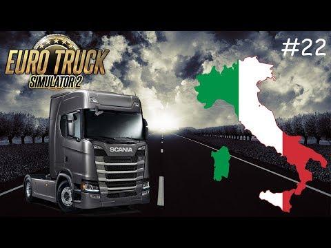 #22 ETS2 ITA | Da Venezia a Napoli con il nuovo Scania S | w/ICG Clan