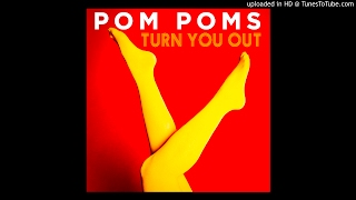 POM POMS - Red Lips