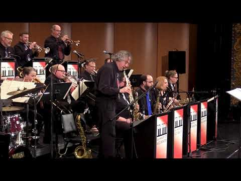 """Trinacria"", John LaBarbera With The Williamsport City Jazz Orchestra"