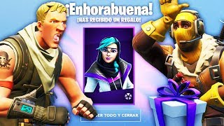 THEY BULLYING TO CARAMELITO and I CHALLENGE 1V1 by the NEW SKIN of SINAPSIS in FORTNITE!.. 🔥😱
