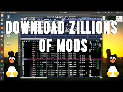 Download Mods In Linux From The Terminal Via Mod Archive