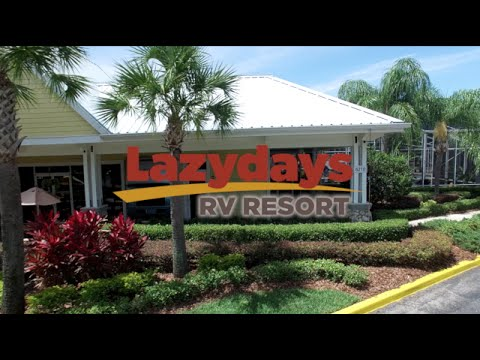 Lazydays Rv Resort Tampa Florida Doovi