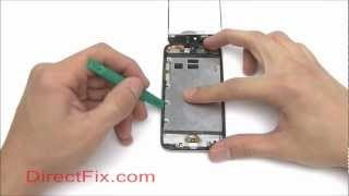 How To: Replace iPod Touch 4g Screen Repair | DirectFix.com