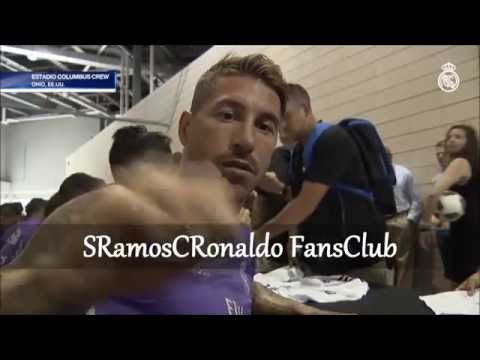 Sergio Ramos - ❤ Amazing Moments ❤
