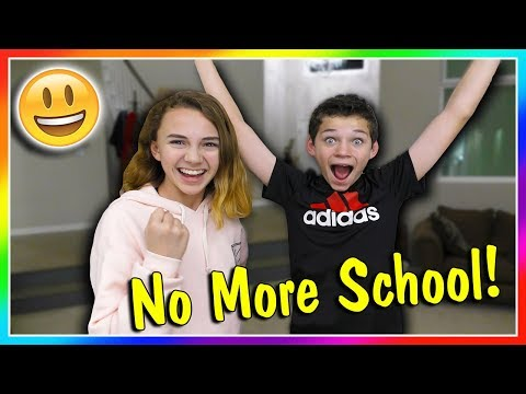 WE ARE TAKING OFF FROM SCHOOL! | We Are The Davises