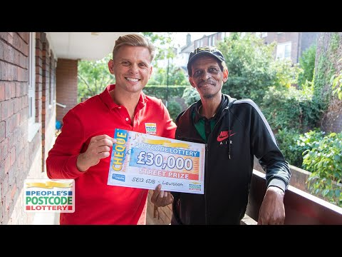 #StreetPrize Winners - SE13 6DB In Lewisham On 03/10/2019 - People's Postcode Lottery - #30KADAY