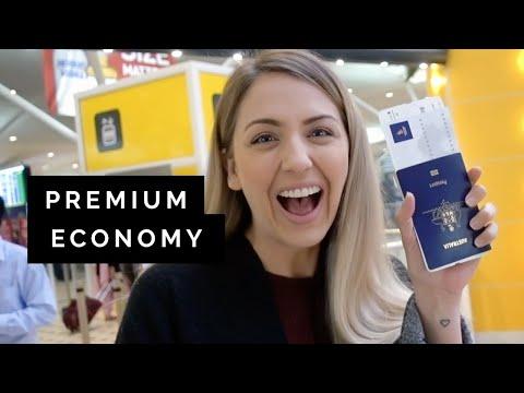 Singapore Airlines PREMIUM ECONOMY: Brisbane To Singapore | Little Grey Box