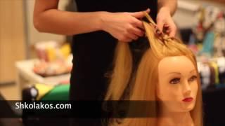 Видео отзыв ученицы школы плетения кос Shkolakos в Москве