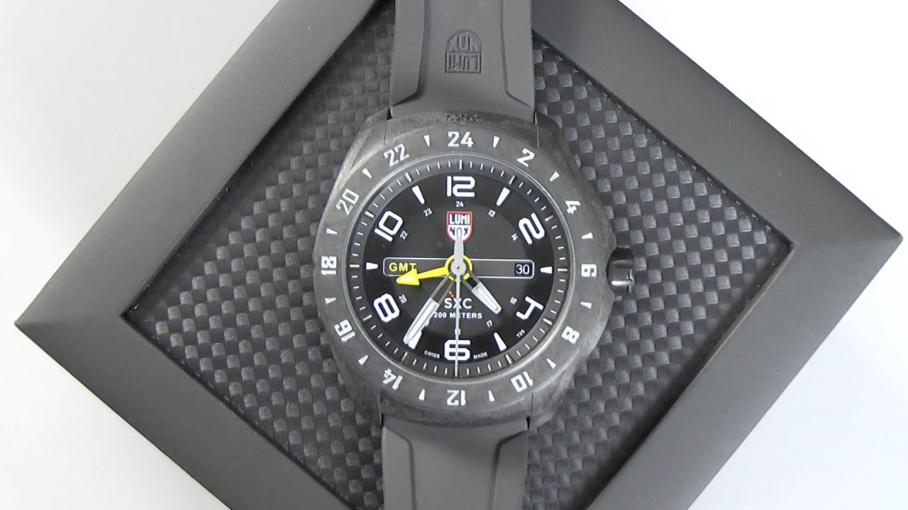 Часы Luminox XL.1944 - YouTube