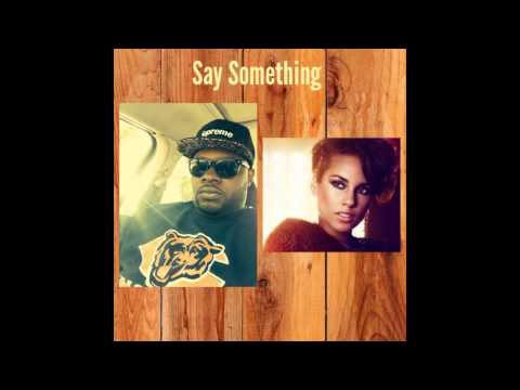 Say Nothing - Alicia Keys (Prod. by Gene Thompson)