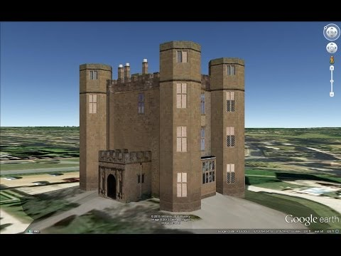 HISTORICAL PLACES OF ENGLAND IN GOOGLE EARTH  PART ONE ( 1/9 )
