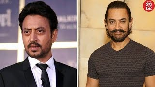 Irrfan Khan Diagnosed With Jaundice | Aamir Creates Mystery About His 'Thugs Of Hindostan' Look