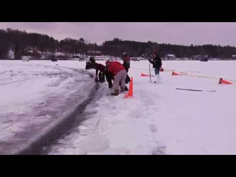 Building the World's Largest Ice Carousel: Daily Planet