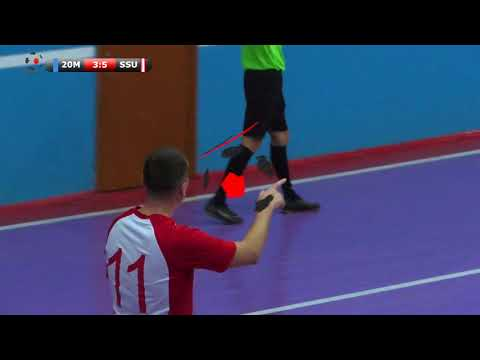 Обзор матча #itliga 20minut United - Spilna Sprava United (15 сезон, осень 2017 года)