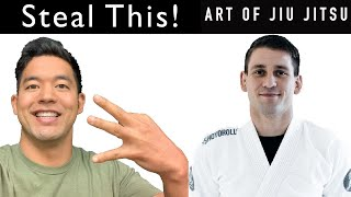 3 BJJ Techniques i Stole From AOJ | Game Changing Moves By Art Of Jiu-Jitsu
