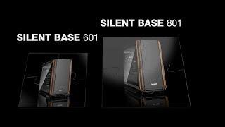 Silent Base 601/801   be quiet!   multi-language