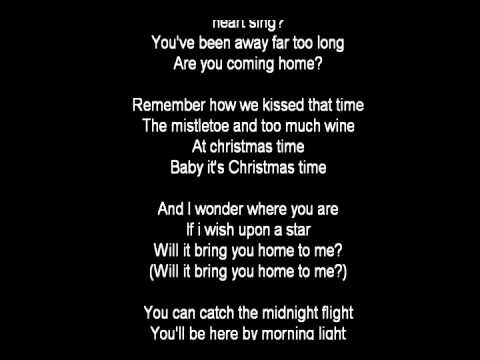 Baby, It's Christmas Time - Bananarama Lyrics