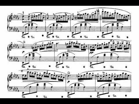 Chopin: Berceuse in D flat major Op. 57 (Cortot)