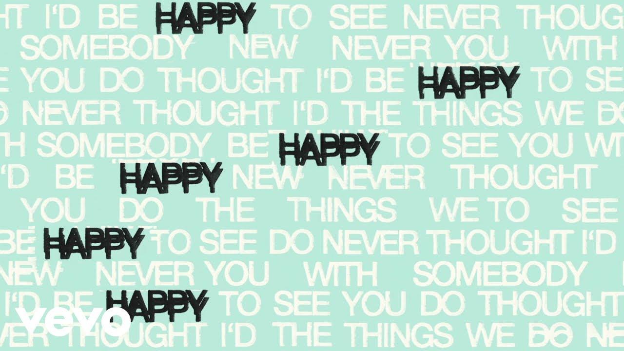 Arti Terjemahan Lirik Lagu Oh Wonder - Happy
