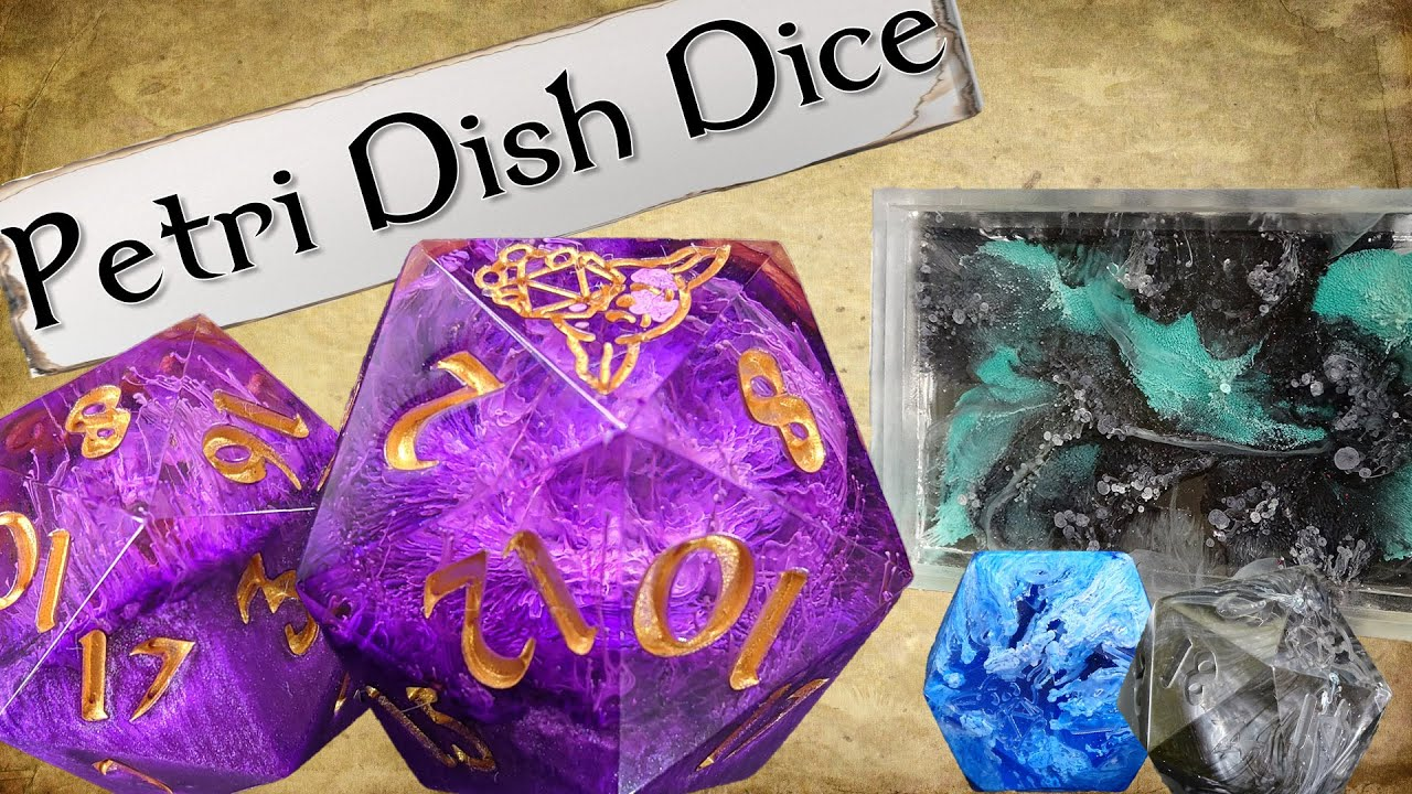 Download How to Make Petri Dish Dice