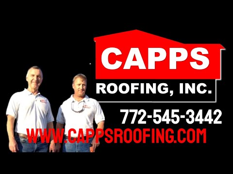 how to get a new roof cost in stuart florida | Capps Roofing 772.545.3442