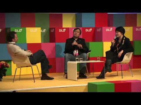 DLD11 - China Screens (Jeffrey Chan, Wang Lifen)