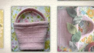 Как сшить сумку  из старого свитера для девочки(Как сшить сумку. Прежде чем выбрасывать старый свитер, подумайте) А может стоит из него сшить вот такую..., 2014-07-24T14:40:17.000Z)