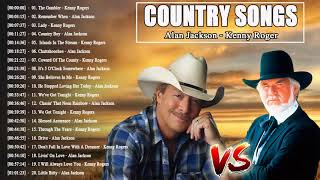 Kenny Rogers, Alan Jackson Greatest Hits 2018 || Best Country Songs Kenny Rogers, Alan Jackson