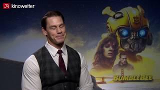 Baixar Interview John Cena BUMBLEBEE