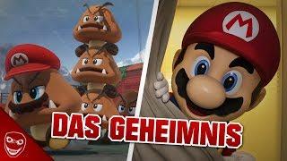Das grausame Geheimnis in Super Mario Odyssey!