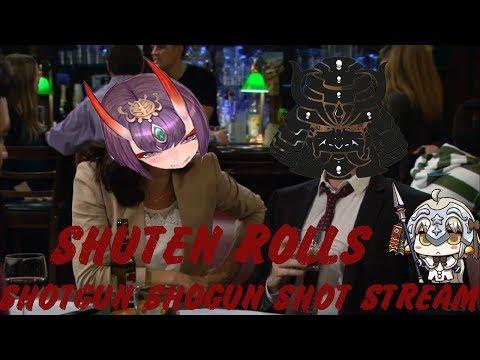 Shotgun Shogun Shuten Shot Stream - Feat. Admin B