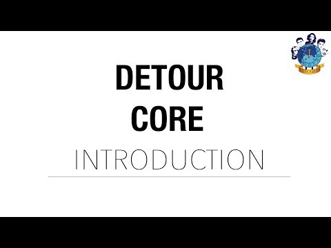 Detour 2017 Core Introduction Video streaming vf