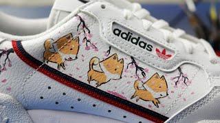 CUTE Custom Shoes (Shibas & Ch…