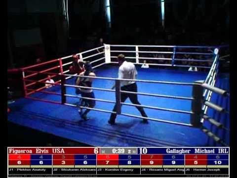 25. Figueroa Elvis (USA) vs Gallagher Michael (IRL)